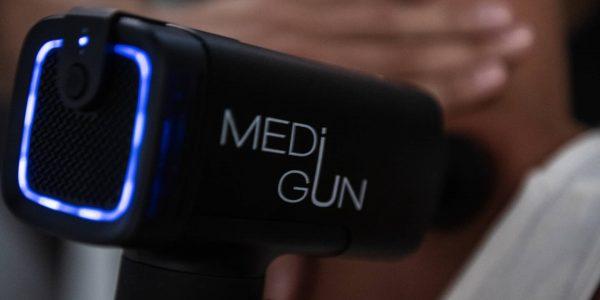 Sportmassage | Was ist eine Massage Gun und was bewirkt Sie?