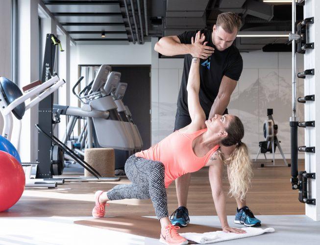 Personal Training im Fitnesstudio | Personal Trainer Frankfurt » Metzen Fitness